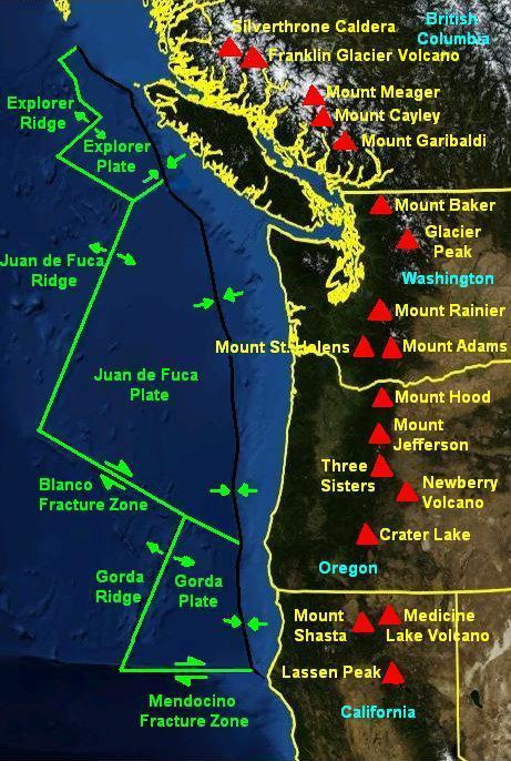 Be Prepared Little exaggeration in the Pacific Northwest Big One