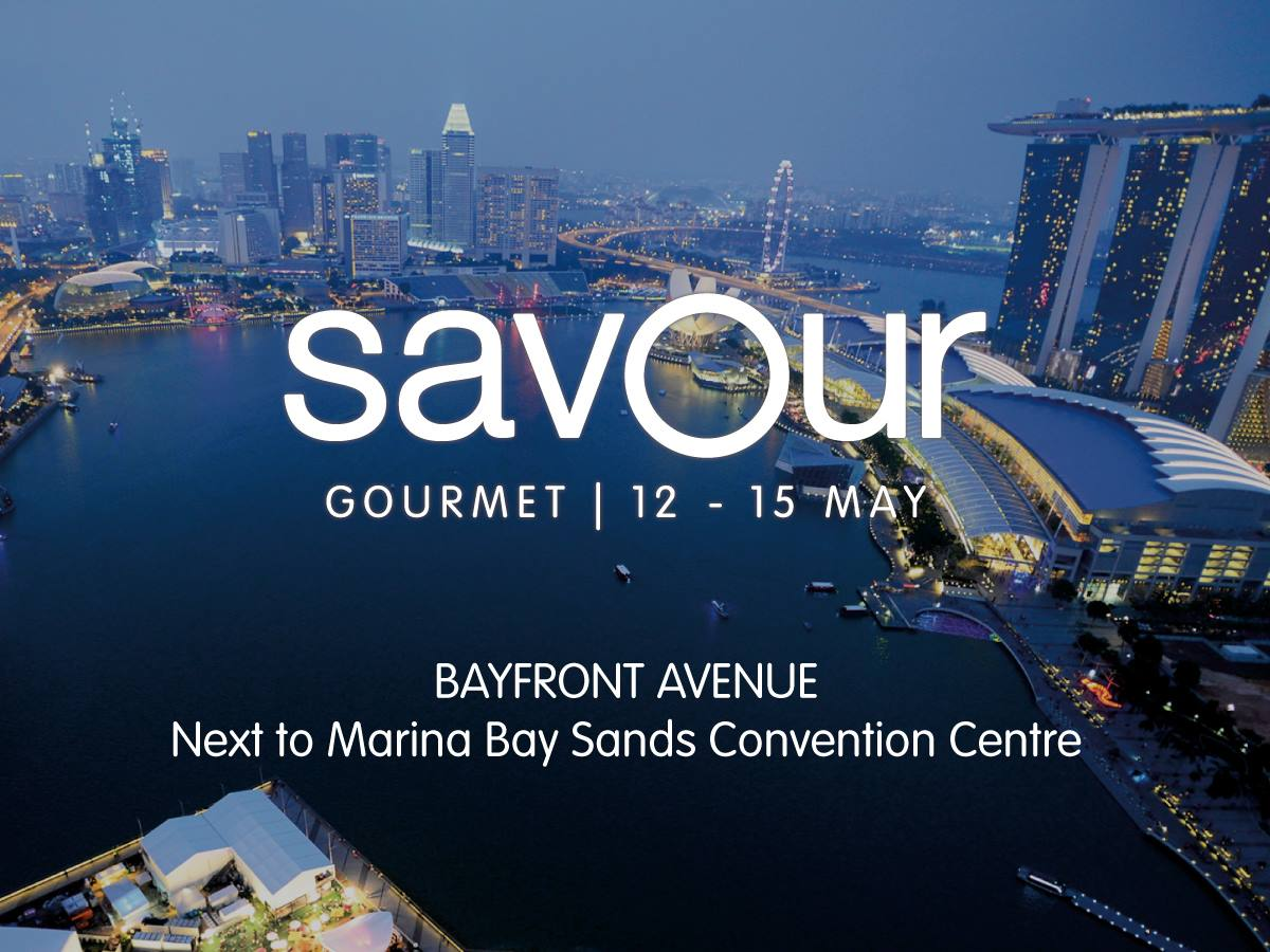 Savour 2016 - 3 Distinctly Different, Delicious Events