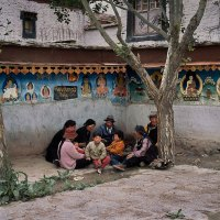 Steve McCurry - Family and Friends