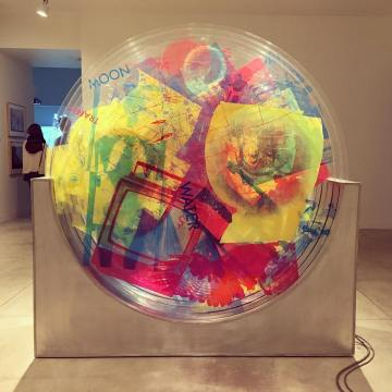 Mashup exhibit
