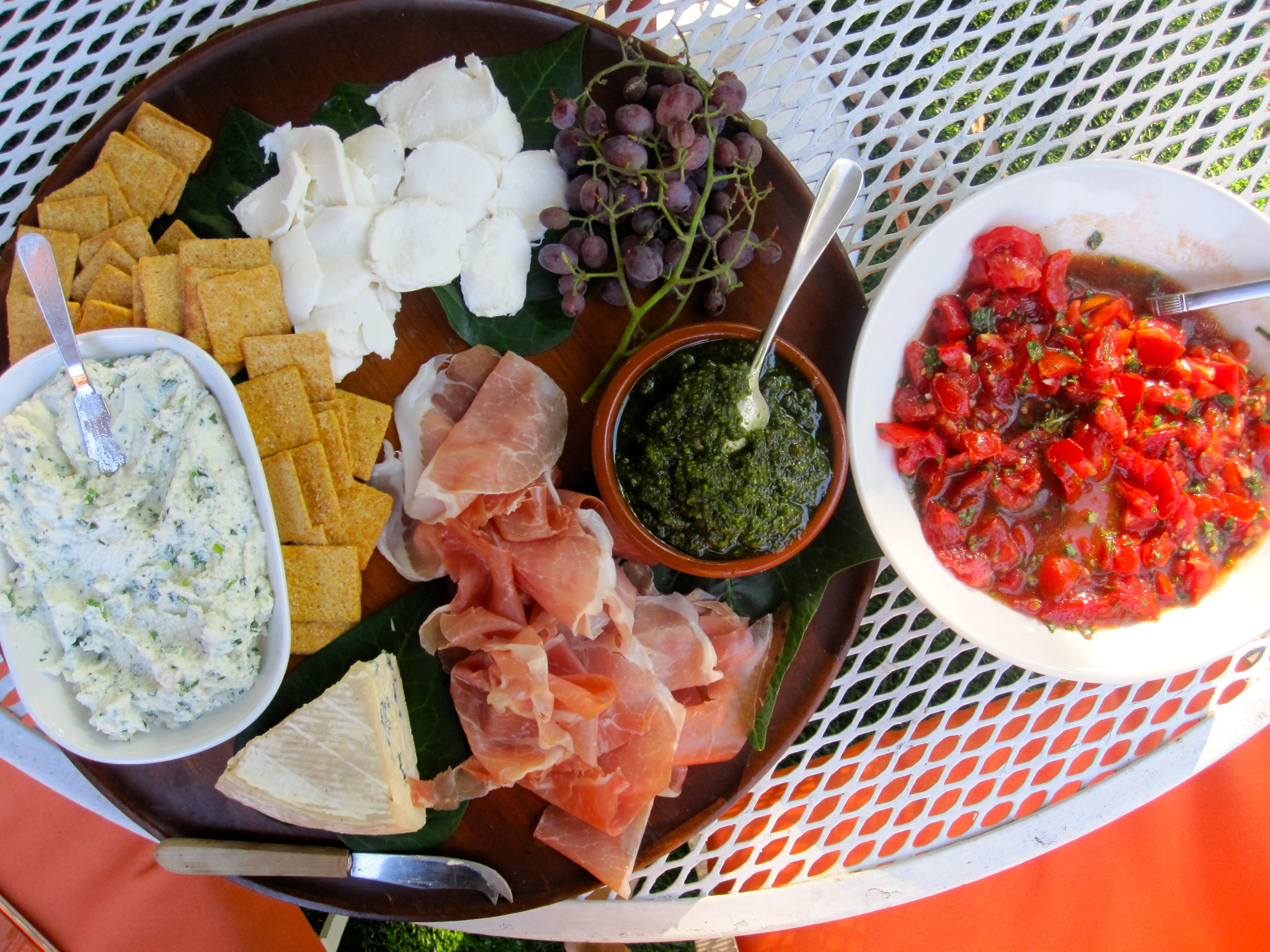 Rousing Italian Platter Easy Appetizer Ideas Six Twists Ina Garten Appetizers Make Ahead Ina Garten Appetizer Platter nice food Ina Garten Appetizers