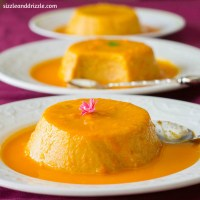 Mentoring : An everyday walk. And Flan de mango - the last of this season