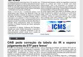 Contra burocracia, Sebrae quer mudar regras do ICMS