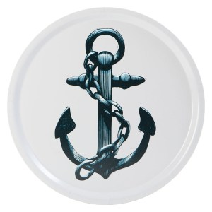 12-LIONS_and_CRANES-Circular-Tray-Anchor-Blue