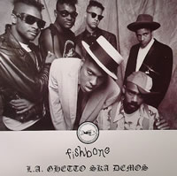 Rare Early 80's Fishbone Ska Demo Tracks Surface