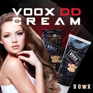 Voox DD Whitening Cream