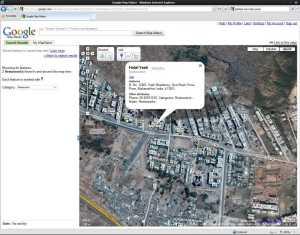Hotel Yash in Google Mapmaker