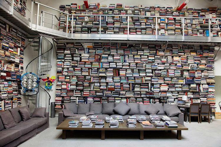 Karl-Lagerfeld-Paris-Apartment