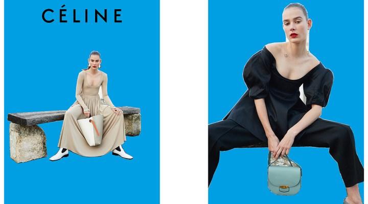 The Céline Summer 2016 Ad Campaign is Magic.