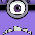 Purple Minion1