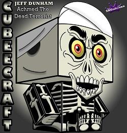 Free achmed the dead terrorist cubeecraft skgaleana for Achmed the dead terrorist halloween decoration