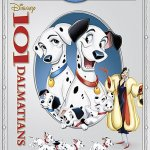 101 Dalmations on Blu-ray and DVD SKGaleana