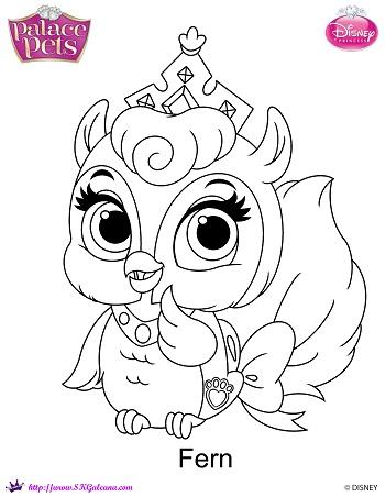 Disney S Princess Palace Pets Free Coloring Pages And Disney Princess Palace Pets Coloring Pages