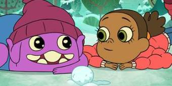 Tip and Oh Dreamworks series 1