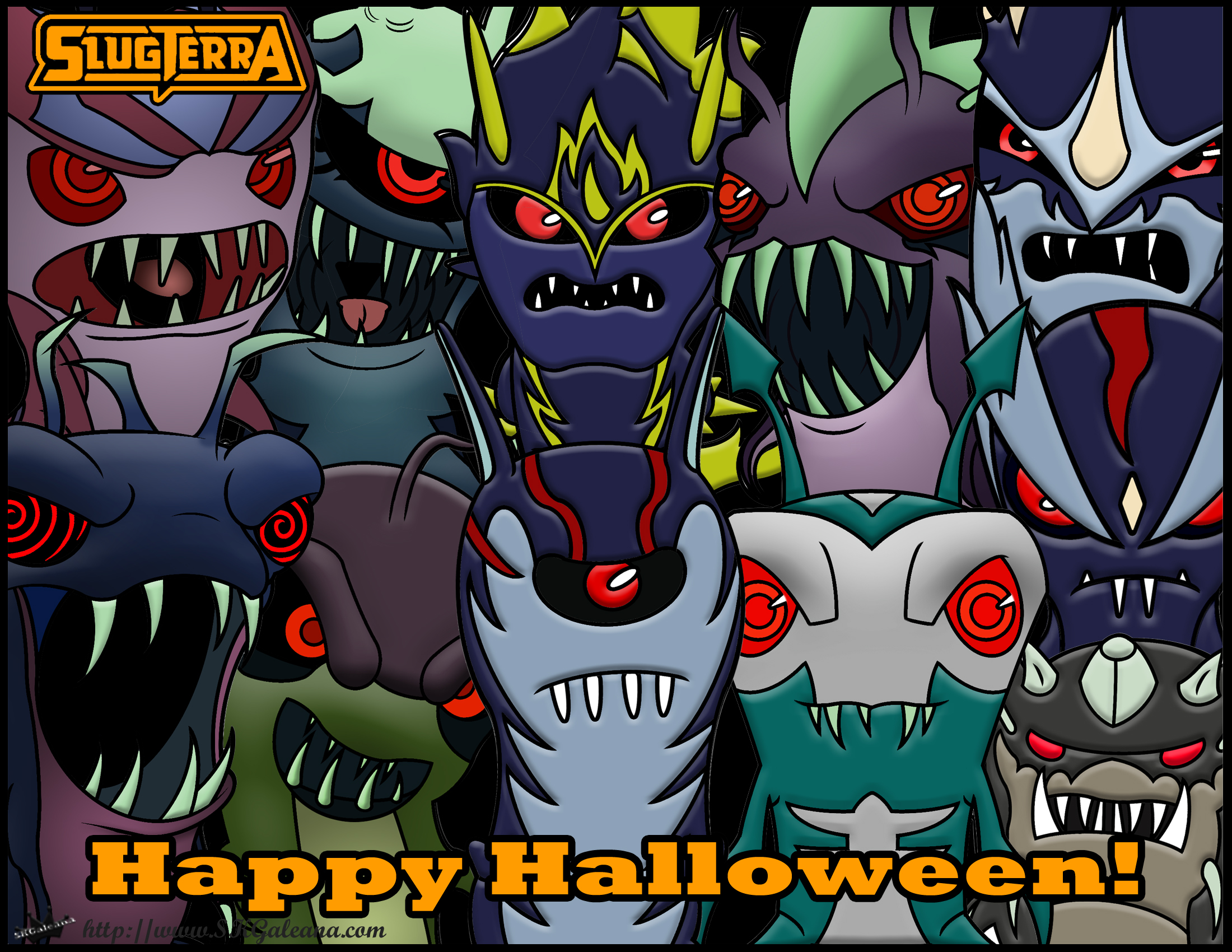 Slugterra ghouls
