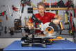 Evolution RAGE3-S 255mm Sliding Compound Mitre Saw REVIEW