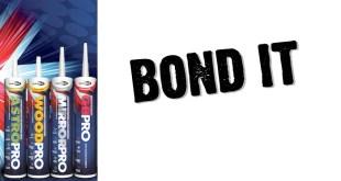 Bond it hybrid range