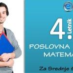 4 letnik poslovna matematika