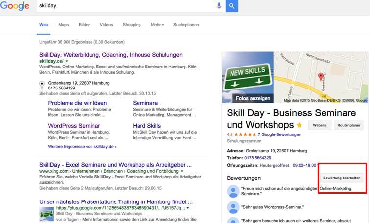 Search Console einrichten und mit Google Analytics verbinden