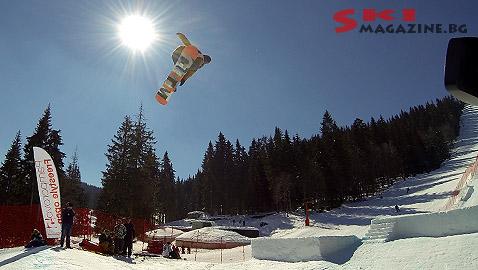 Снимка: Николай Дончев BGLive/SkiMag
