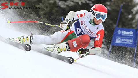 Йоан Тодоров. Снимки: Николай Дончев BGLive/SkiMag