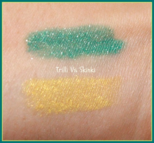 Kiko Emerald & Yellow