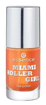 miami Roller GIrl nail polish