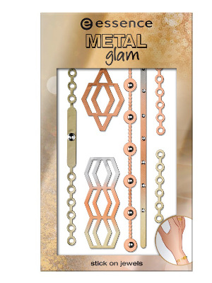 stick on jewel MetalGlam
