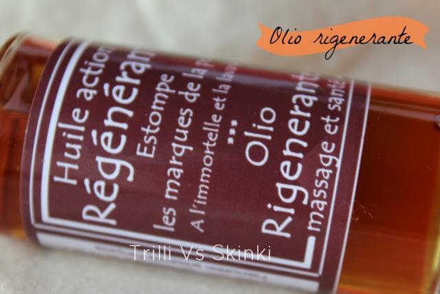Sydella laboratoire olio rigenerante