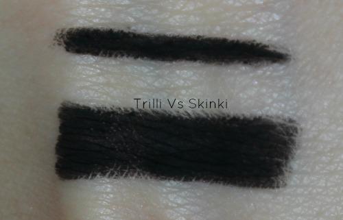 Nabla Cosmetics Bombay Black