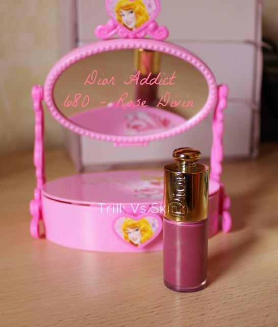 Dior Addict Rose divin