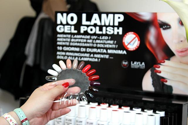 Presentazione layla no lamp