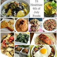 15 Healthier Foods For Your 4th Of July