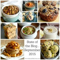State of the Blog...September 2015