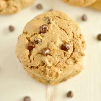 OMG Good Low Carb Chocolate Chip Cookies {GF, Paleo, Low Cal}