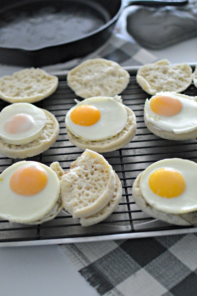 High Protein Egg Sandwiches