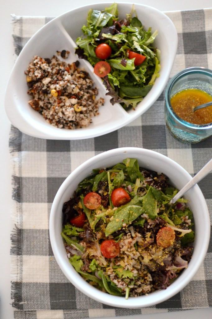 Southwest Grains Bikini Ready Salad
