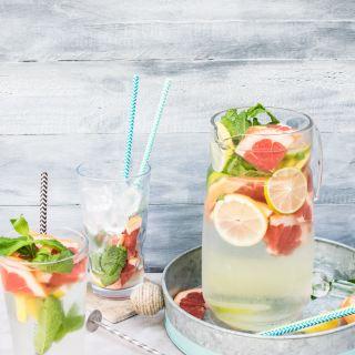 Immune Boosting Detox Water