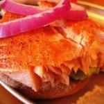 2010-05-09 - Salmon Sandwich 003