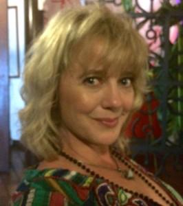 pamela author portrait