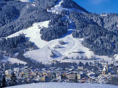 Skiurlaub Kitzbühel