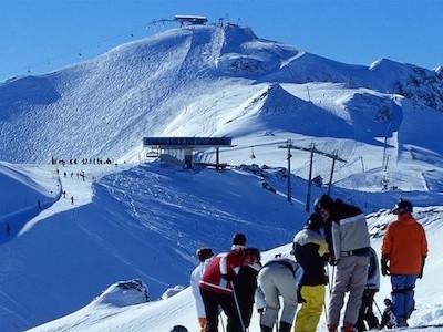 Skiurlaub Sölden