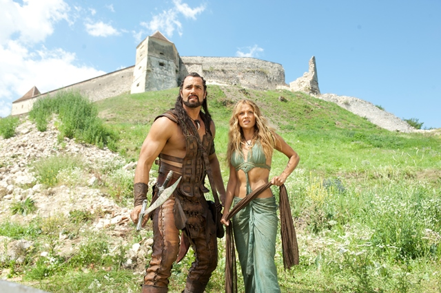 The scorpion king 4 the scorpion king 4 quest for power trailer