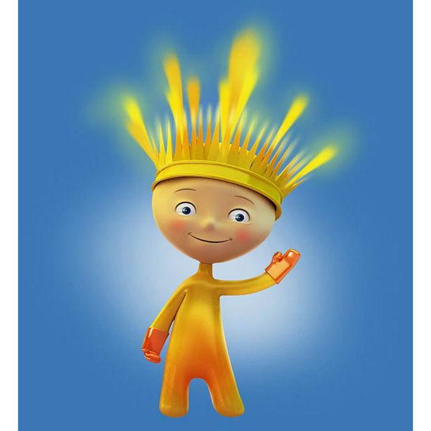 Звездные Дети: Огненный мальчик
