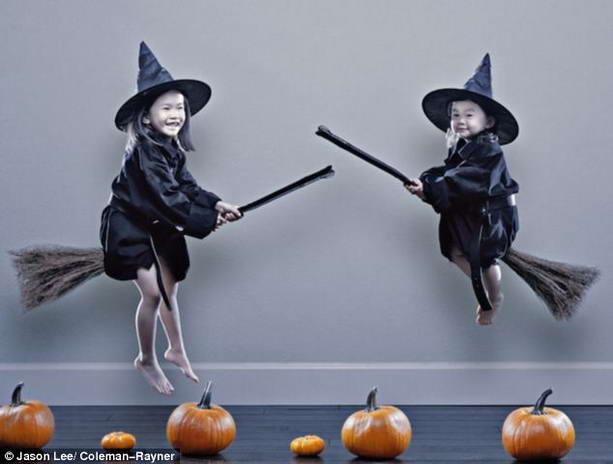 дети-ведьмы