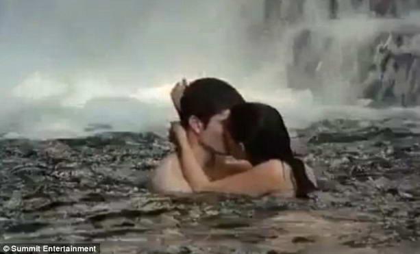 медовый месяц Беллы и Эдварда