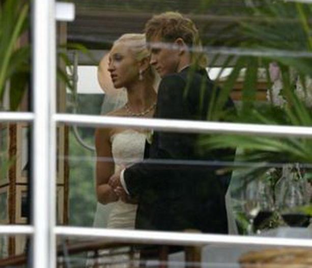Бузова Тарасов свадьбные фото