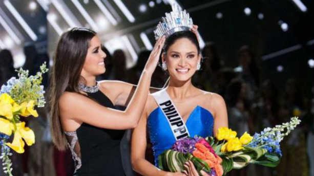 Мисс Вселенная 2015 Мисс Филиппины Пиа Алонсо Вуртцбах