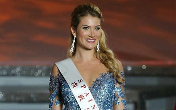 Мисс мира 2015 Мирейя Лалагуна Ройо из Испании