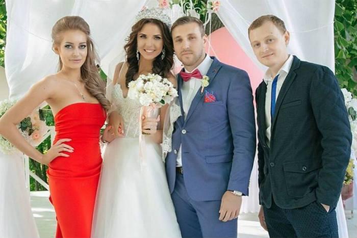 Элла Суханова и Игорь Трегубенко поженились